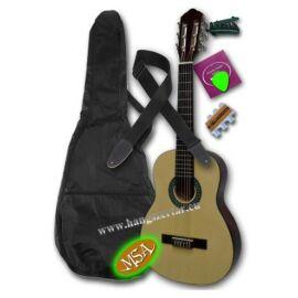 MSA K-7 L – 1/4-es, balkezes klasszikus gitár szett 2