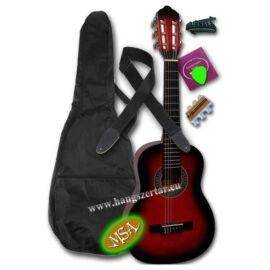 MSA K-8 – 1/4-es Klasszikus gitár szett 2