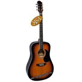 MSA CW-160 akusztikus gitár