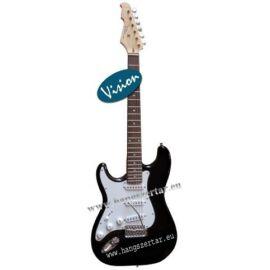 Vision ST-5 L BK balkezes elektromos gitár