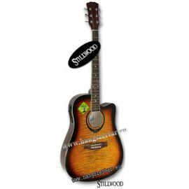 Stillwood SWD-60 SB elektroakusztikus gitár