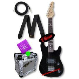 Vision EK-2 1/2-es elektromos gitár szett 3