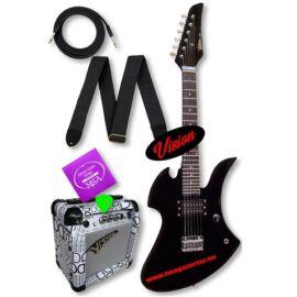Vision EK-302 1/2-es elektromos gitár szett 3