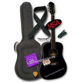 MSA CW-170 akusztikus gitár szett 2