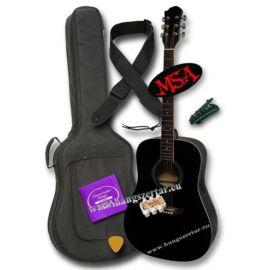 MSA CW-170 L balkezes akusztikus gitár szett 2