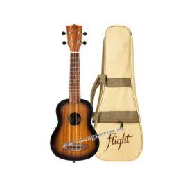 Flight NUS-380 AMBER szoprán ukulele