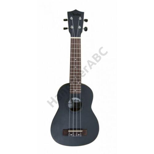Veston KUS-100 BK szoprán ukulele