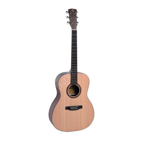 OLYMPIC-OOO-NT - OOO Akusztikus gitár nyílt porusú szatén felülettel