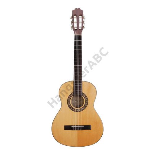 TC601-34 - 3/4-es klasszikus gitár fenyő fedlappal