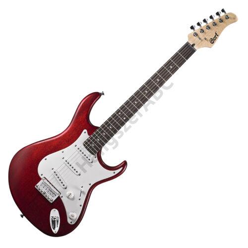 Cort G100-OPBC el.gitár, open pore cseresznye