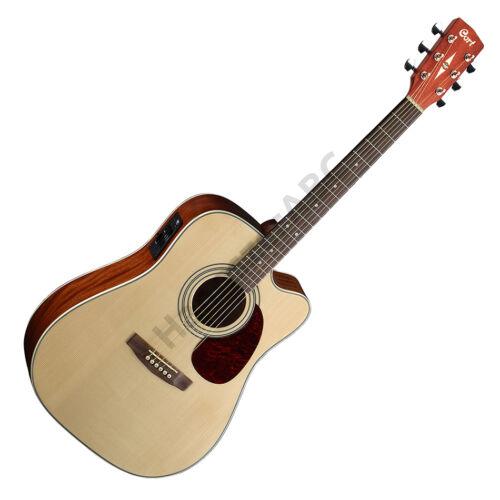 Cort MR500E-OP akusztikus gitár elektronikával, matt natúr