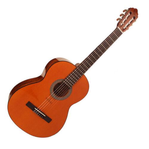 Cort AC100DX-YT klasszikus gitár deluxe, sárga árnyalatú