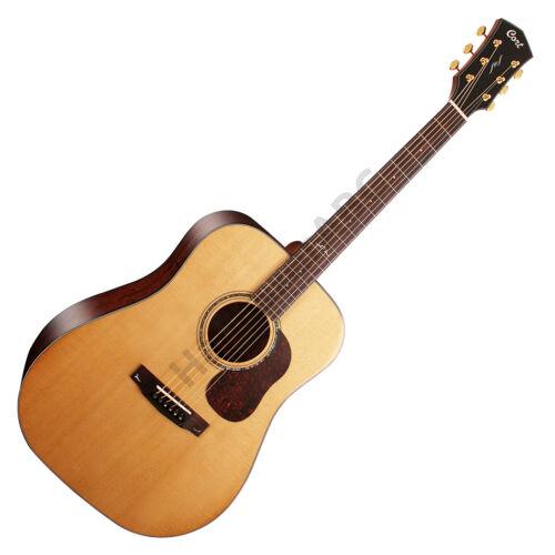 Cort Gold-D6 with case akusztikus gitár, All solid