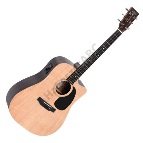 Sigma DTCE Plus akusztikus gitár elektronikával