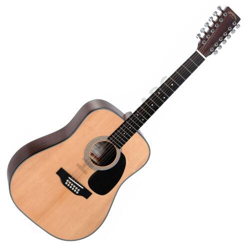 Sigma DM12-1ST Plus 12 húros akusztikus gitár