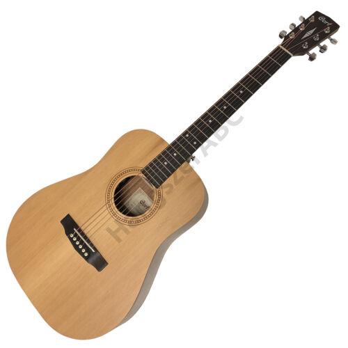 Cort Earth50F-CED akusztikus gitár, Easy Play, natúr - LIMITÁLT