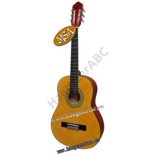 MSA J-3 L, balkezes, 1/2-es klasszikus gitár