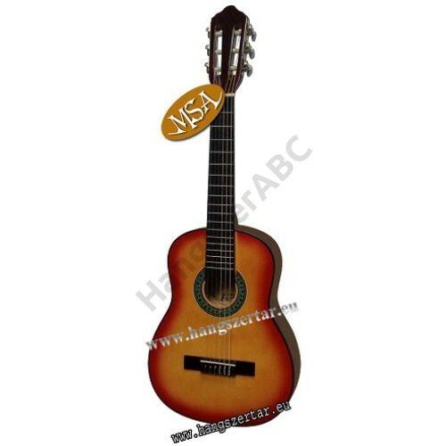 MSA K-1 L, balkezes 1/4 -es klasszikus gitár