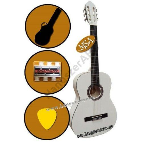 MSA C-26, 4/4-es klasszikus gitár szett