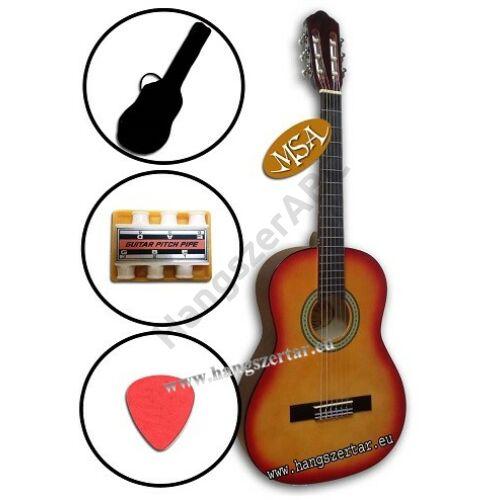 MSA J-1 – 1/2-es klasszikus gitár szett