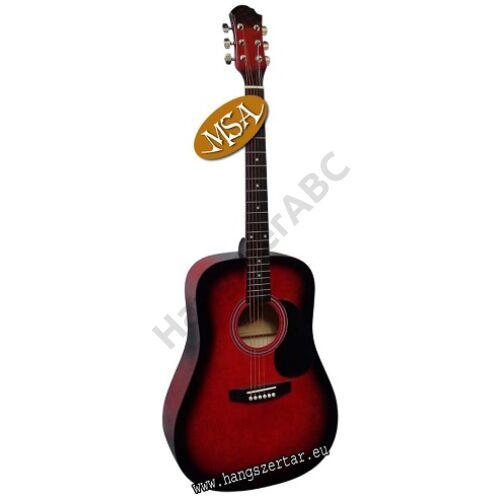 MSA CW-140 4/4-es akusztikus gitár