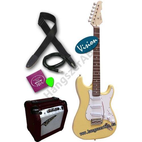 Vision ST-5 CR elektromos gitár szett 4