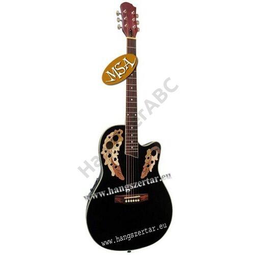 MSA RB-400 Roundback gitár EQ-val