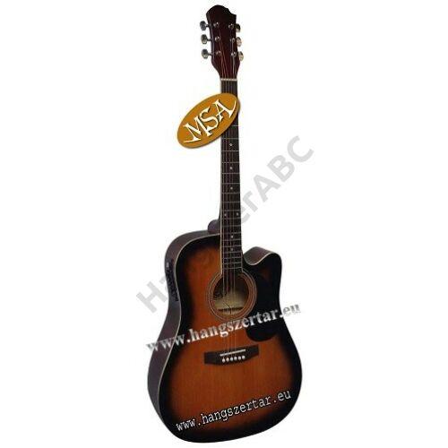 MSA CW-190 elektroakusztikus gitár