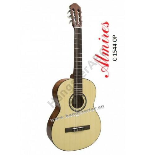Almires C-1544 OP, 4/4-es klasszikus gitár