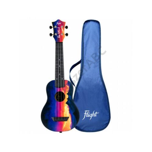 Flight TUS EE – ELISE ECKLUND, szoprán ukulele