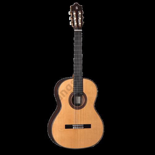 Alhambra 7P, klasszikus gitár + Ajándék keménytok